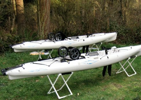 New Hobie Revolutions