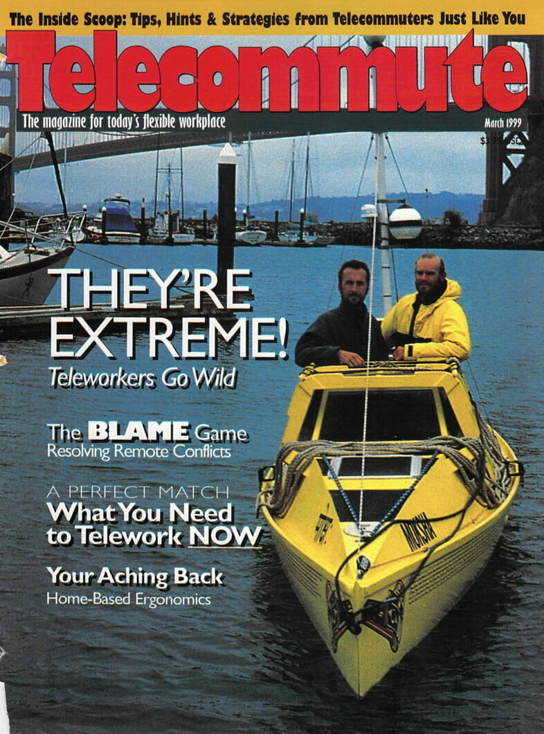 x treme telecommuting weird science telecommute magazine x treme telecommuting