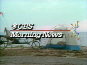 CBS Morning News Still