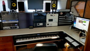 Datawake console with piano deployed
