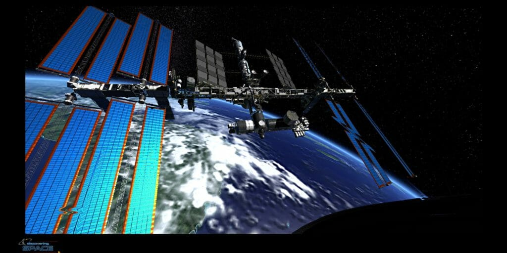 discovering-space-iss