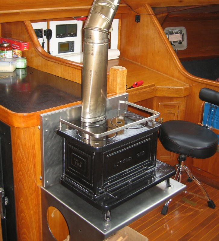 - The Little Cod Wood Stove - Nomadic Research LabsNomadic Research Labs